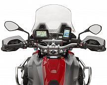 Phone and navigation, smart mounts