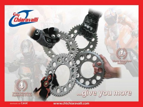 96-02 428 conv DID D Chain And Sprocket Kit Honda CR80 T-2 Big Wheel