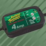 Deltran 4 Amp 6V/12V Lead Acid or Lithium Battery Tender