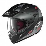 X-Lite X551 Adventure Helmet - black/red (end of line)