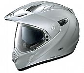 X-Lite X551 Adventure Helmet - silver (end of line)