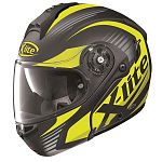 X-Lite X1004 Flip Face Helmet - black/yellow