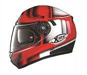 X-Lite X702 / X702 GT Full Face Helmet - red