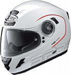 X-Lite X702 / X702 GT Full Face Helmet - white/red