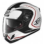 X-Lite X702 / X702 GT Full Face Helmet - white/red/black