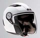 ** Givi HX07 Open Face Helmet - white - SALE