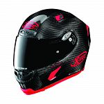X-Lite X803 Ultra Carbon Full Face Helmet - carbon/red