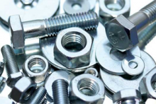 Screws, bolts, nuts, washers