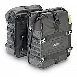 Givi GRT709 Pannier Bags with M.O.L.L.E System