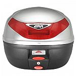 Givi E260 Monolock Top Box (silver)