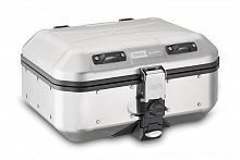 Givi DLM30 Dolomiti Top Box or pannier Silver 30 lt (single)