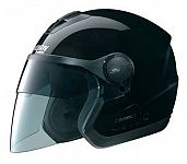 ** Nolan N42 Open Face Helmet - black - SALE