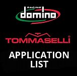 Application list - Tommaselli