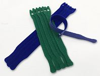 Dragon Stone Velcro Cable Tie Set
