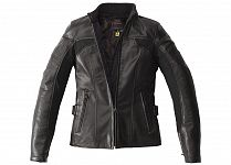 Spidi Mystic Lady Leather Jacket - Brown