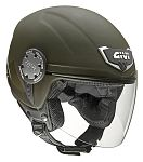 Givi H104 Scooter Helmet - green