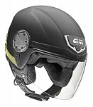 Givi H104 Scooter Helmet - matt black