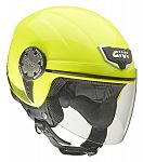Givi H104 Scooter Helmet - yellow