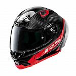 X-Lite X803 RS Ultra Carbon Full Face Helmet red/black