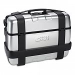 Givi Trekker 33 lt Cases Silver (pair)